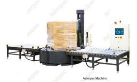 Fully-Automatic Pallet / Stretch Wrapping Machine
